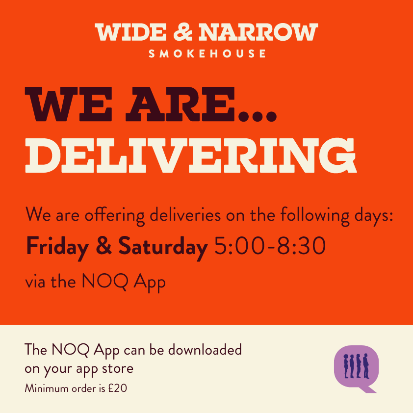 We are Delivering